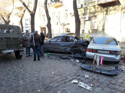 Водитель от пояснений, осмотра и проверки на алкотестер отказалась. Фото: forum.od.ua
