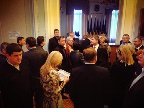 Бюджет поддержали 249 депутатов. Фото: Татьяна Золоторева