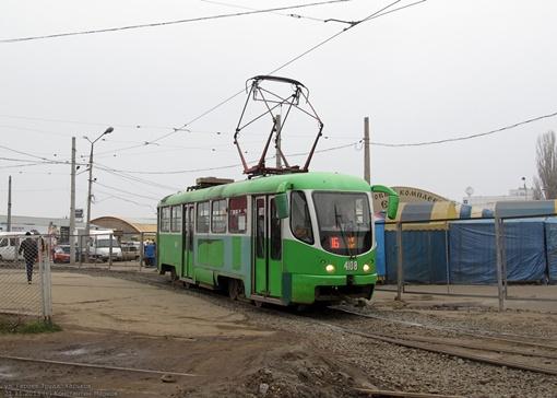 Tatra-T3ВПА. Фото: gortransport.kharkov.ua