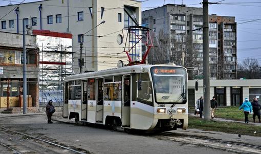 КТМ 19. Фото: gortransport.kharkov.ua
