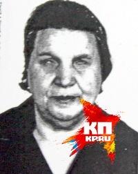 Нина Михайловна не видела убийцу - он подошел к слепой женщине сзади. Фото: Алексей КОСОРУКОВ