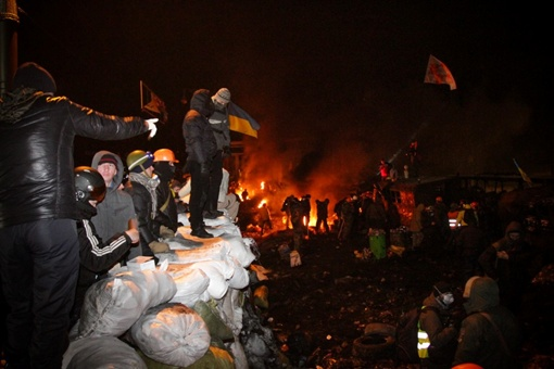 Кличко встретили криками. Фото Олега Терещенко