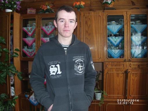 Сергей Примачук благодарен подростку за спасение. Фото пресс-службы спасателей Волынской области.