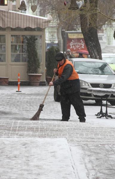 Хотели снега – получайте!