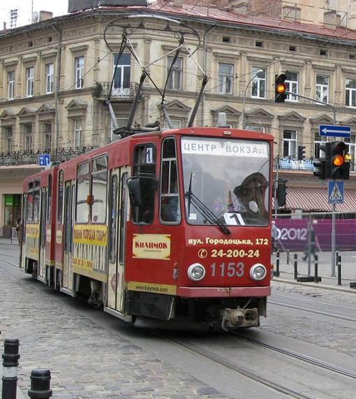 Теперь на маршруте будут курсировать четыре трамвая.
