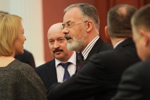 Заседание в Кабмине. Фото: Олег Терещенко
