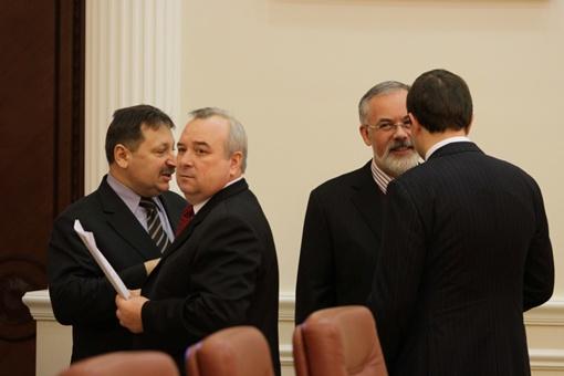 Заседание Кабмина. Фото: Олег ТЕРЕЩЕНКО