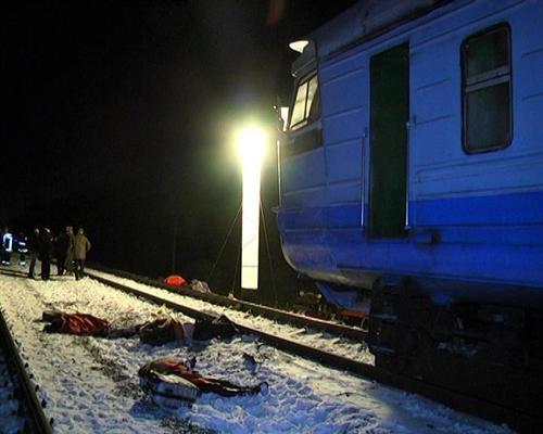 Во время аварии погибло 12 человек. Фото: скрин-шот с видео