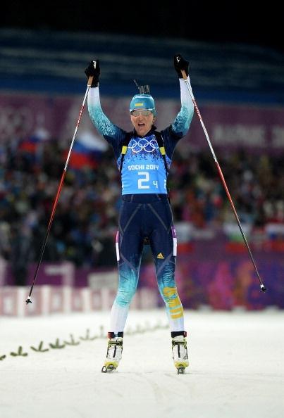 «Золотой» триумф украинских биатлонисток!