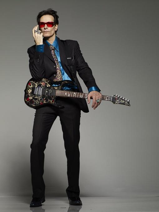 Стив Вай. Фото пресс-службы музыканта