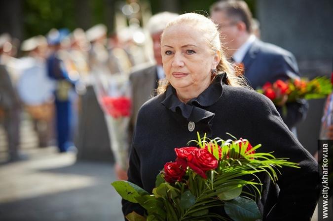 Светлана Горбунова, фото сайт Харьковского горсовета