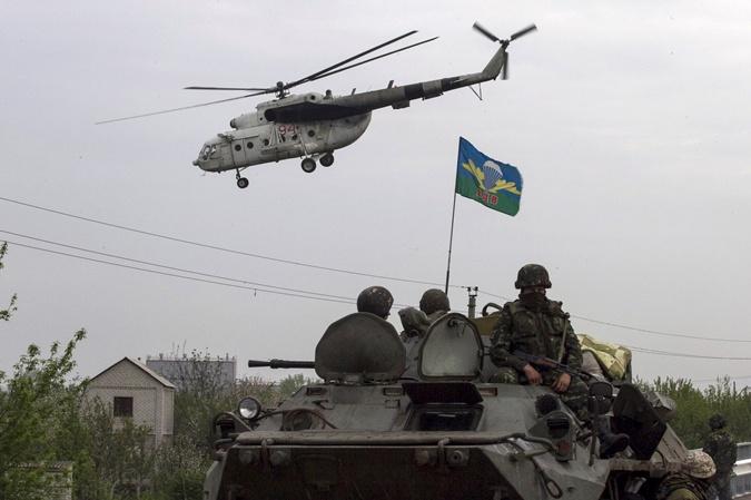 Украина ускорит закупку системы защиты вертолетов от ПЗРК, - Минобороны - Цензор.НЕТ 1667