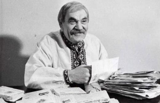 Петр Вескляров - это дед Панас, совершивший роковую ошибку в эфире  фото 1