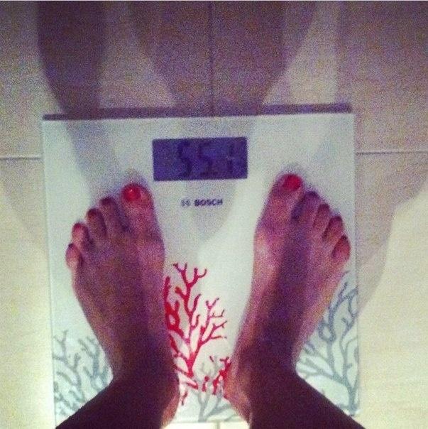 Фигура девушки при 55 кг фото