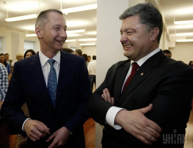 """Порошенко ведет переговоры о покупке телеканалов News One и """"112"""" у Азарова и Захарченко, - Корбан - Цензор.НЕТ 1241"""