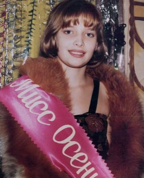 Красоту Тани Котовой оценили ещё в детстве