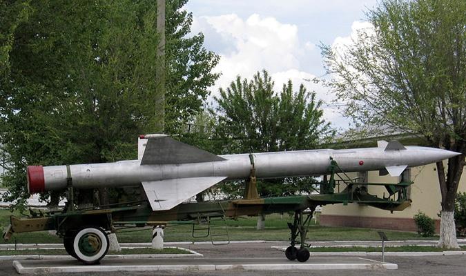 - С-25 поражает цели до 20 км. Фото: Википедия