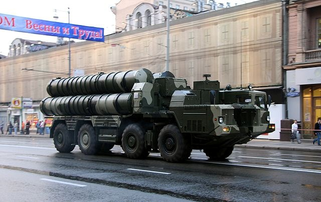 - С-300 - самый мощный в Украине ЗРК, способен поражать цели до 200 км. Фото: Википедия