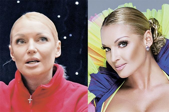 звезды без макияжа украинские фото