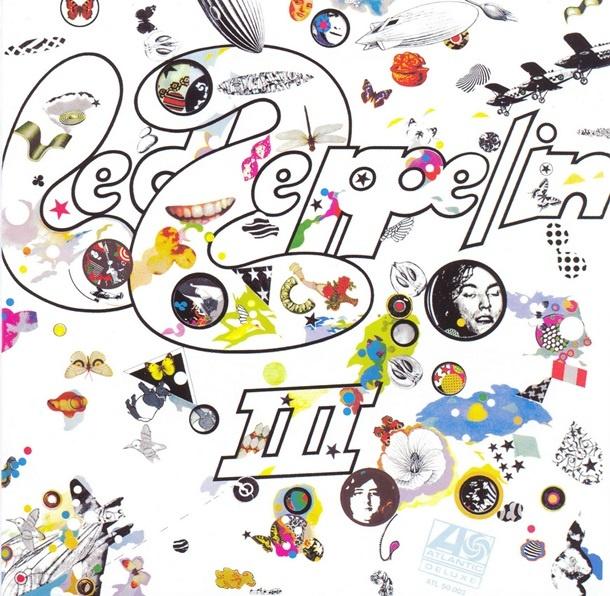 У третьего альбома рок-группы была очень необычная обложка.