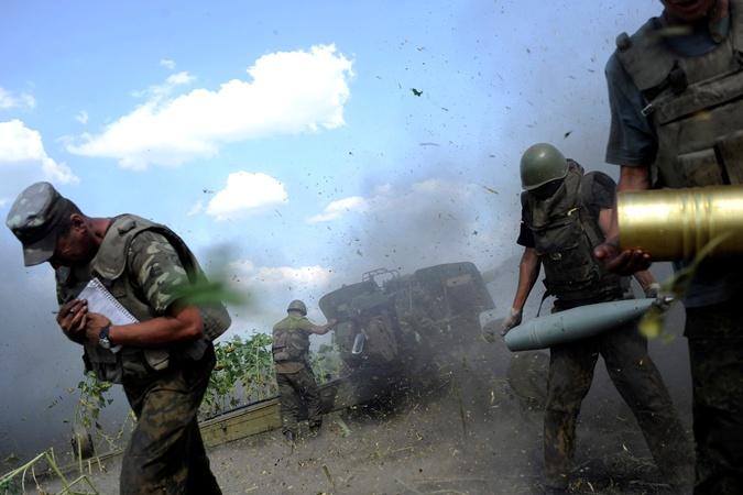 Солдат рассказал о постэффекте АТО: днем спать можем, а ночью танки мерещатся фото