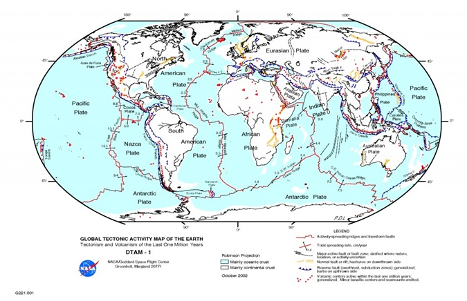 hydrologic cycle tectonic plates natural resources