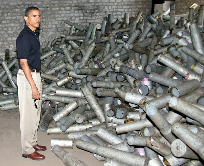В Донецке взорвали завод, который инспектировал Обама  фото 1
