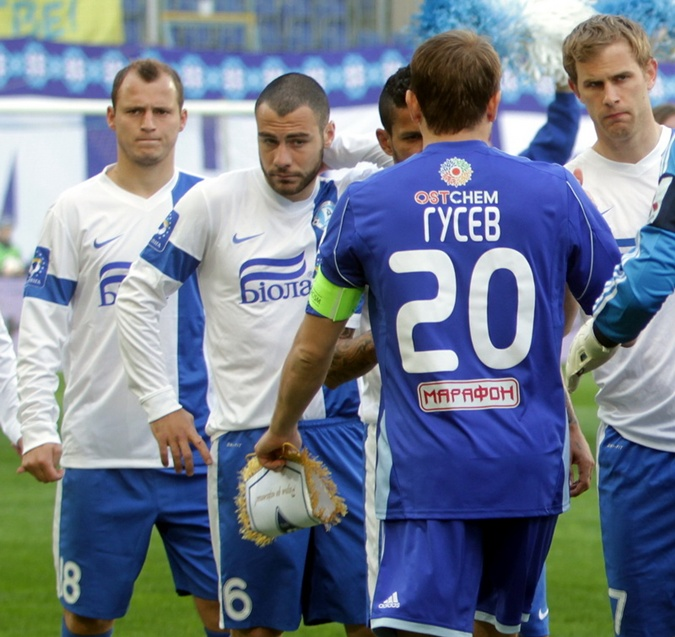 Гусев и Канкава снова встретятся на поле.