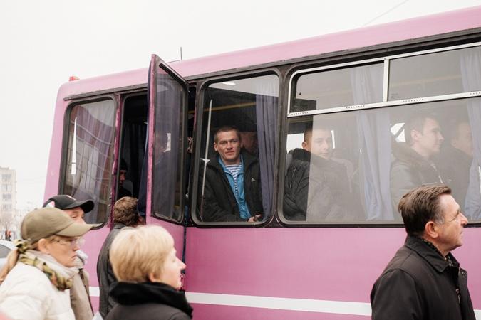 Бойцы будут продолжать служить у себя во Владимир-Волынском. Фото: Максим Крюк