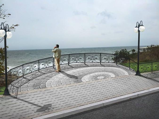 Одесскую Трассу здоровья перекроят по частям фото 2