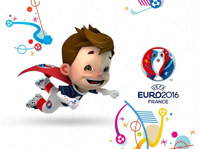 Прозвище для футбольного символа болельщики могут выбрать сами. Фото: mascot.uefa.com