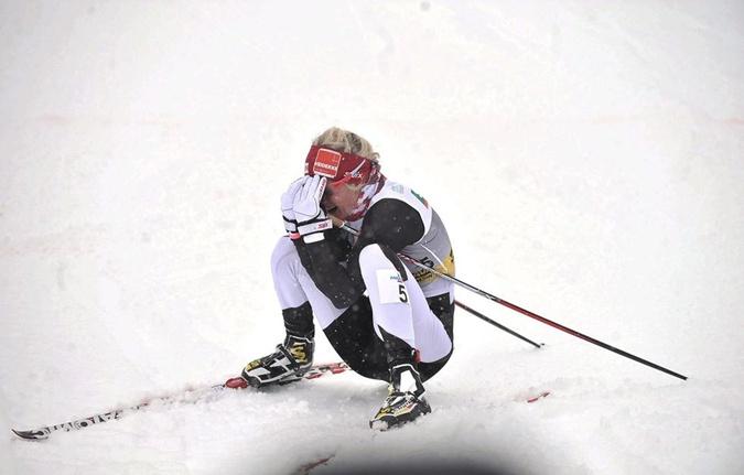 Жизни спортсменки ничего не угрожает. Фото: Steinar Kvarme