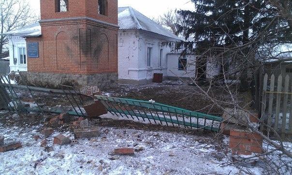 На карте боев Донбасса появилась новая горячая точка. Фото: из сообщества vk.com/telmanovo_sluh