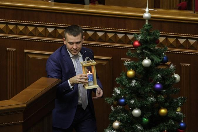 Под новый год Верховная Рада приготовила украинцам суровый сюрприз