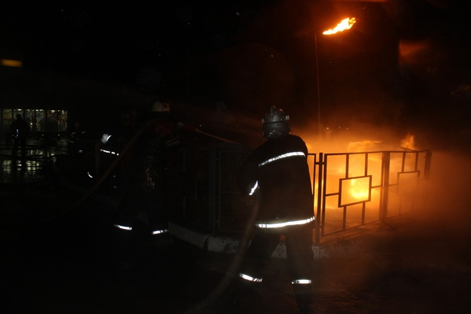 Тушили пожар 40 человек.