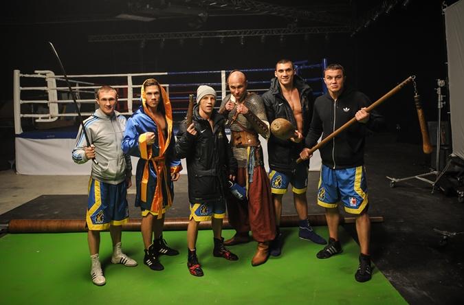 Наши парни разгромили соперников из Мексики - 4:1. Фото: пресс-служба Федерации бокса Украины