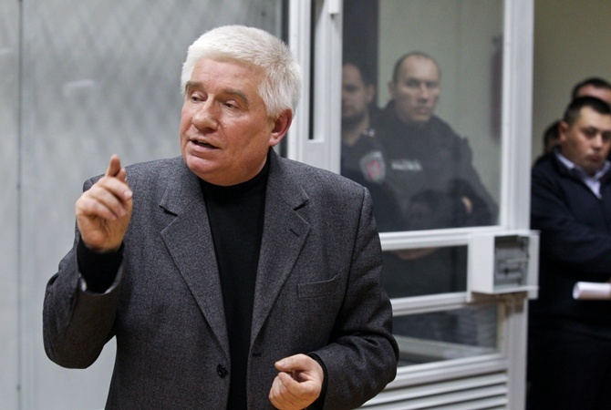 Последняя публичная фотография Чечетова - он в суде, когда ему назначили залог.