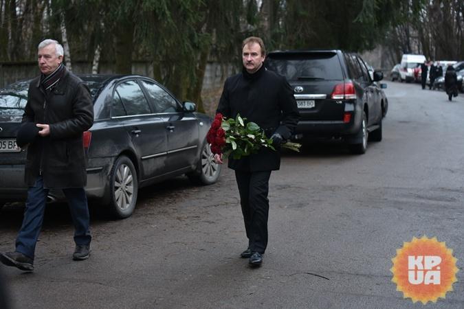 Экс-мэр Киева Александр Попов