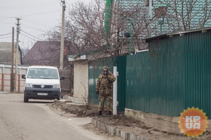 26 февраля милиция провела спецоперацию.