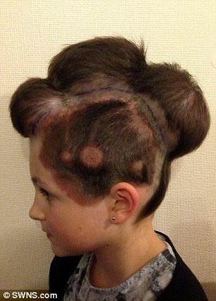 шарик на голове под кожей