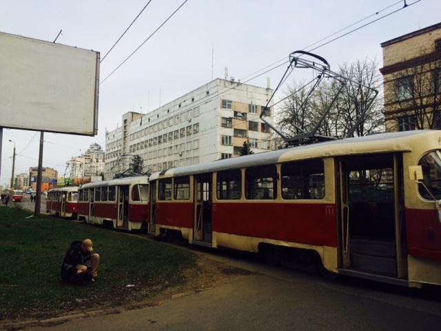 Пассажиры и водители не пострадали. Фото: УНН