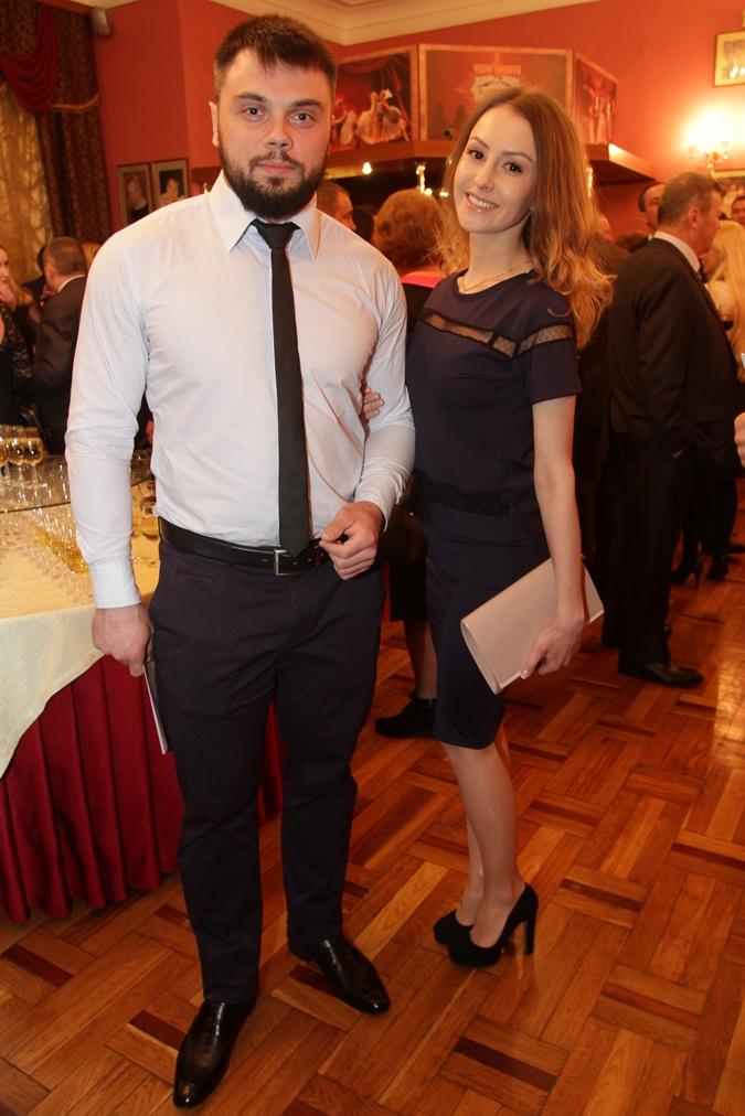 Леша и Даша. Фото: Олег ТЕРЕЩЕНКО