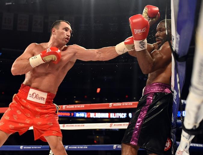 Боксеры показали интересный и быстрый бокс. Фото: Eastnews