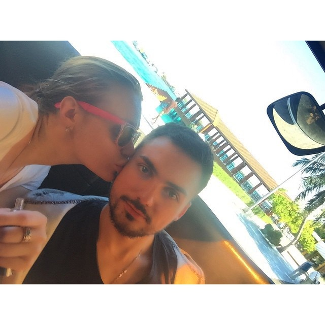 Слава и Эдгар женаты чуть меньше года. Фото: Инстаграм