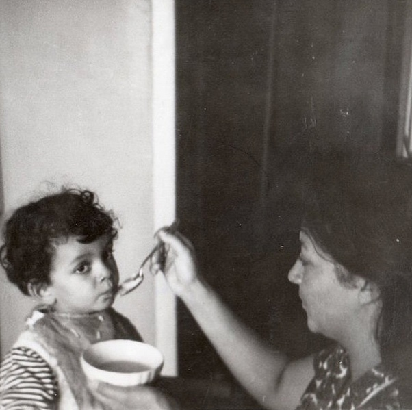 Филипп с мамой. Фото: Инстаграм Киркорова