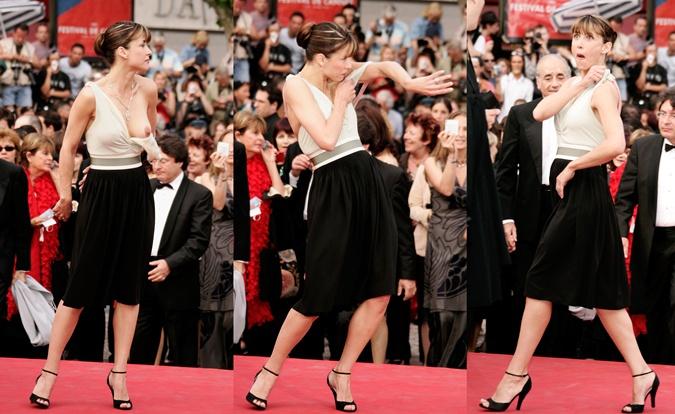 Софи Марсо в Каннах в 2005 году. Фото: gettyimages.com