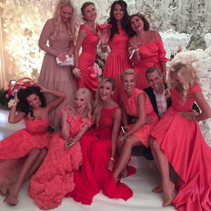Свадьба Ксении Бородиной: онлайн-репортаж, фото, видео 57