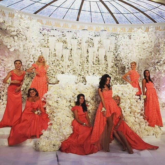 Все фото свадьбы ксении бородиной 2018