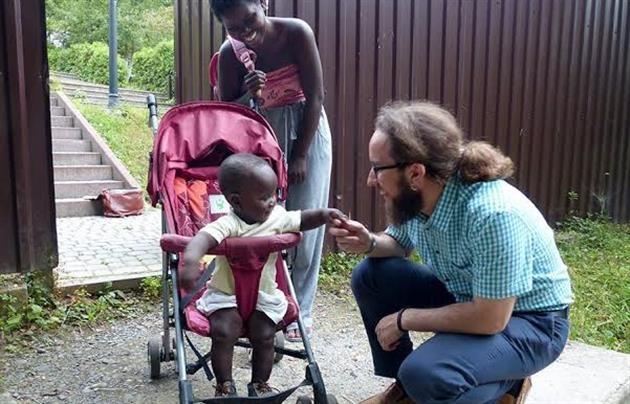 Аси бежала в Украину из Сьерра-Леоне.