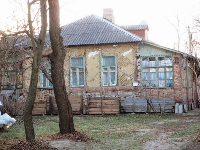 Дача Рыльского была самым значимым местом в городе.